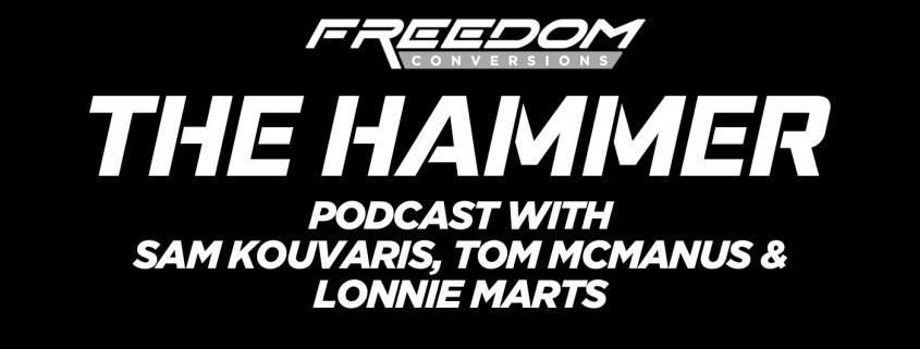 The Hammer Podcast, Sam Kouvaris - SamSportsline.com
