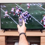 Sports TV Viewing Ups and Downs